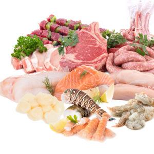 Premium Meat & Fish